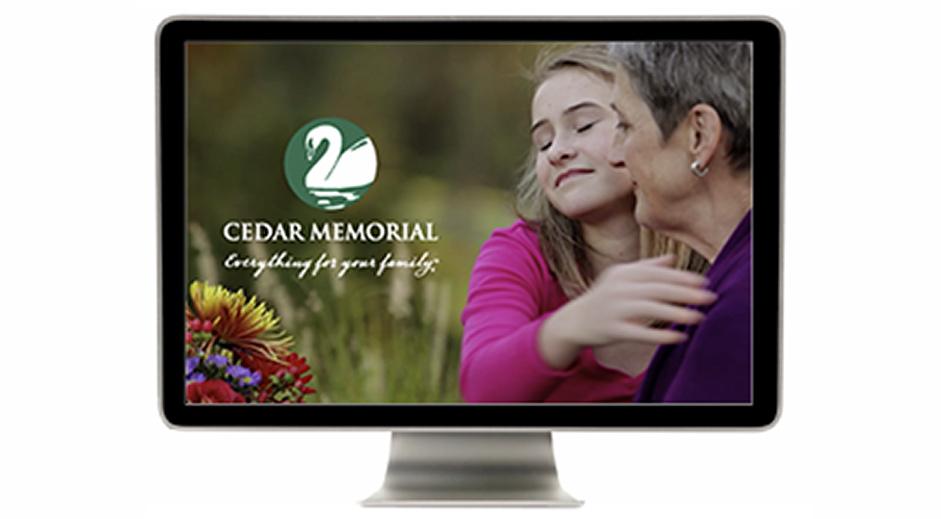 Cedar Memorial   Big Behr Design Co